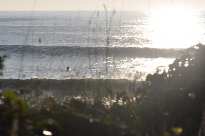 viele Surfspots auf engem Raum